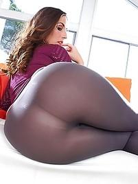 sexy pantyhose big ass sex