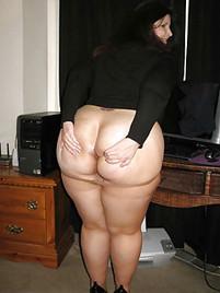 Butts bbw big