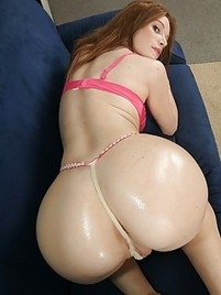 thong tight Big ass